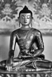 Victoria Knobloch, Buddha (India, Asia)