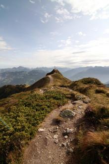 Jens Berger, Gipfelkreuz (Österreich, Europa)