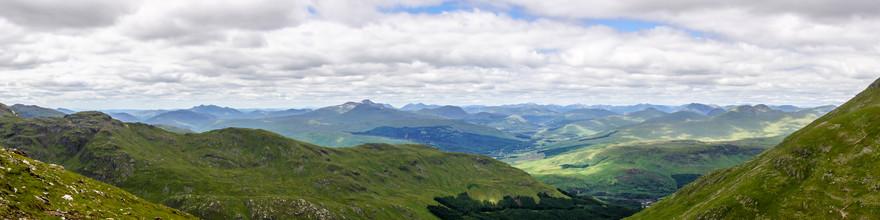Stefan Glatzel, Highlands I (Großbritannien, Europa)