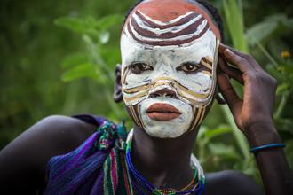 Miro May, Suri Kibish (Äthiopien, Afrika)