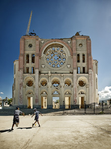 Frank Domahs, Cathédrale Notre-Dame de L'Assomption. (Haiti, Latin America and Caribbean)
