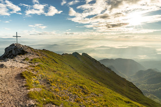 Manuel Ferlitsch, Morning Peak (Austria, Europe)