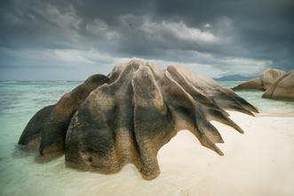 Roland Heine, Der Fels (Seychellen, Afrika)