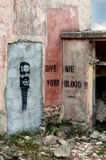 Silvia Becker, Graffiti (Italien, Europa)