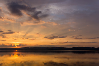Stefan Glatzel, Sunrise over Loch Fyne II (United Kingdom, Europe)
