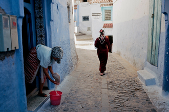 Jim Delcid, Morocco Chefchaouen (Marokko, Afrika)