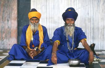 Martin Seeliger, Old Veterans (Indien, Asien)