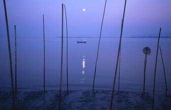 Martin Seeliger, Daybreak at Thanlyin River (Myanmar, Asia)
