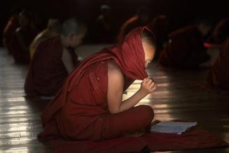 Martin Seeliger, Shyness and Curiosity (Myanmar, Asia)