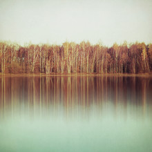 autumn day - Fineart photography by Manuela Deigert