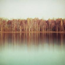herbsttag - fotokunst von Manuela Deigert