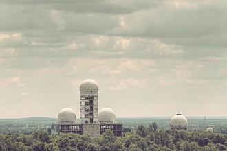 Teufelsberg - Fineart photography by Michael Belhadi