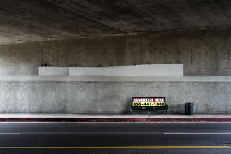 Advertise Here - fotokunst von Jeff Seltzer