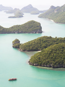 Ang Thong National Marine Park 3 - Fineart photography by Johann Oswald