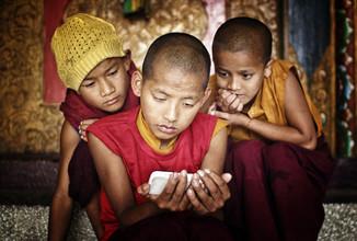 Victoria Knobloch, Meditativ Concentration (Indien, Asien)