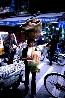 Jim Delcid, Vietnam Hanoi (Vietnam, Asien)