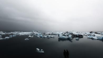 Gabi Kuervers, See Jökulsárlón I (Island, Europa)