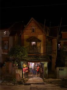 Floriane De Lassee, Maison Tana (Madagaskar, Afrika)