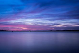 Blue Sea - fotokunst von Andi Weiland