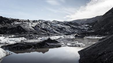 Gabi Kuervers, Sólheimajökull I (Island, Europa)