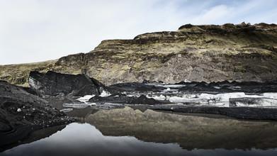 Gabi Kuervers, Sólheimajökull III (Island, Europa)