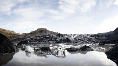 Gabi Kuervers, Sólheimajökull II (Island, Europa)