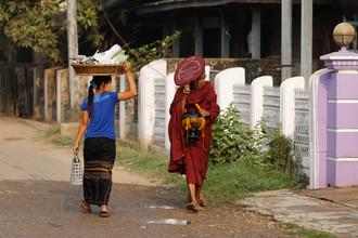 Michael Belhadi, Meeting (Myanmar, Asia)