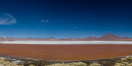 Laguna Colorada - fotokunst von Mathias Becker