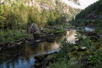 Nicolas Delbrück, Untouched Nature (Norway, Europe)
