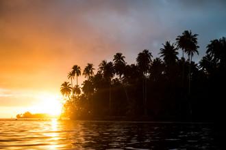 Lars Jacobsen, Sonnenuntergang auf Tahiti (Französisch-Polynesien, Australien und Ozeanien)