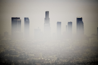 Lars Jacobsen, LA Skyline (Vereinigte Staaten, Nordamerika)