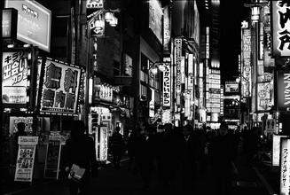 Jim Delcid, Tokyo Kabukicho (Japan, Asien)