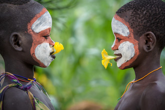 Miro May, Suri Smile (Äthiopien, Afrika)