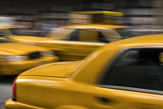 Franzel Drepper, yellow cabs (Vereinigte Staaten, Nordamerika)