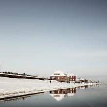 Manuela Deigert, winter am meer (Deutschland, Europa)