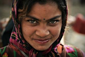 Rada Akbar, Wild Eyes (Afghanistan, Asia)