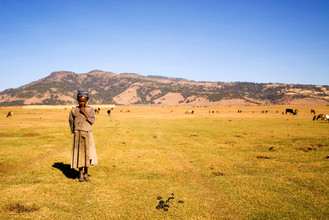 Bénédicte Salzes, Shy and curious (Äthiopien, Afrika)