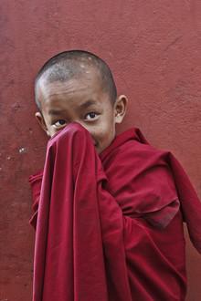 Jagdev Singh, little buddha (Indien, Asien)