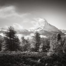 Matterhorn - fotokunst von Ronny Behnert