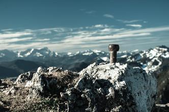 Gabriele Brummer, Am Gipfel angekommen (Deutschland, Europa)
