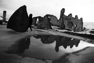 Rada Akbar, The Footprint of War (Afghanistan, Asia)