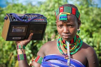 Miro May, Hamer Rec. (Äthiopien, Afrika)