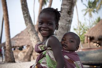 Tom Sabbadini, Young Carer (Sierra Leone, Africa)