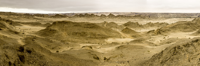 Michael Stein, Moon Landscape (Namibia, Africa)