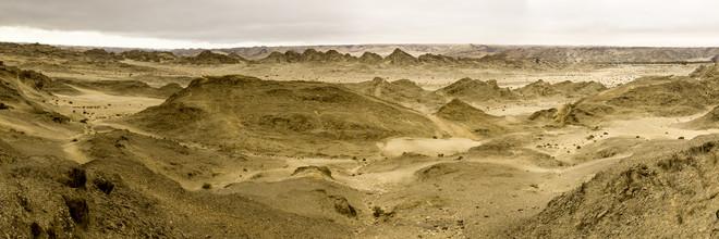 Michael Stein, Moon Landscape (Namibia, Afrika)