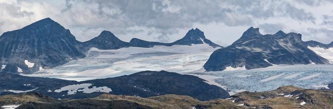 Silvia Becker, Schnee im August (Norwegen, Europa)