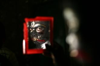 Pranabesh Das, The Charak Devotee (Bangladesh, Asien)