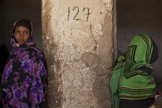 Christina Feldt, Somali girls in Eastern Ethiopia (Äthiopien, Afrika)