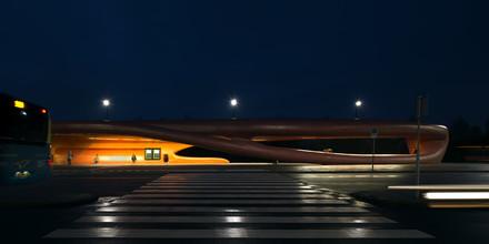 Gabi Kuervers, The Giant Whale Jaw II (Niederlande, Europa)