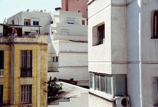 Daniel Ritter, Maisons d'Alsace à Casablanca (Marokko, Afrika)